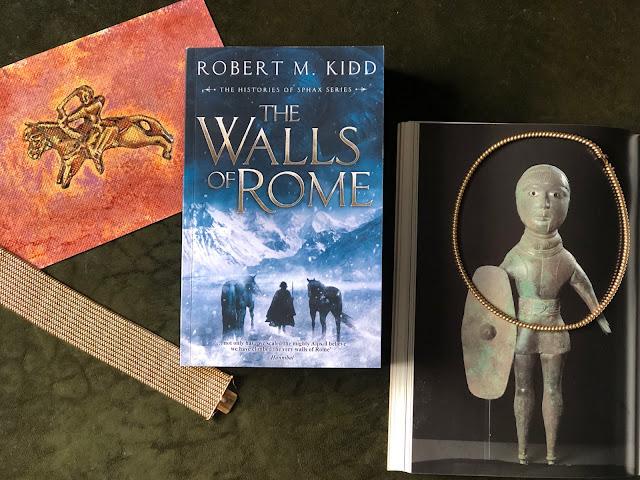 novels about Hannibal's army, Chez Maximka