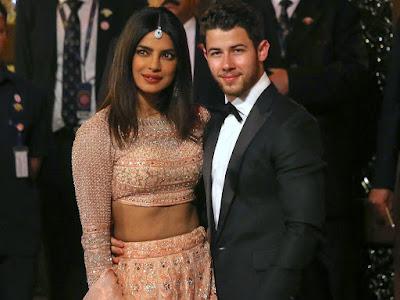 Priyanka Chopra-Nick Jonas