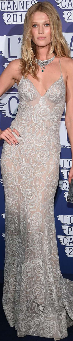 Toni Garrn 2016 Cannes Film Festival