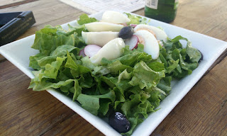 A lovely salad to start with