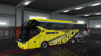Skinpack Sudiro Tungga Jaya SR2 Tronton