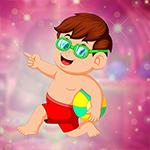 Play Games4King Beach Ball boy…