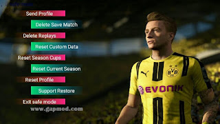 FTS Mod PES HD 2018 by Terry AB Apk Data Obb [413 MB]