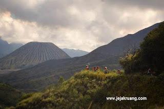 jelajah gunung bromo