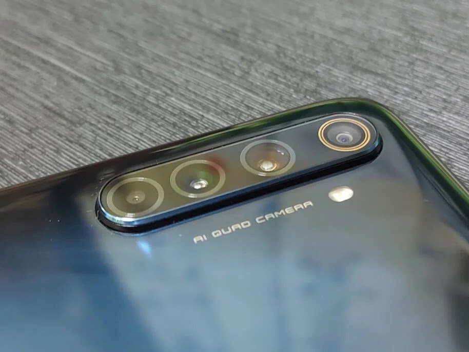 Realme 6 Pro 64MP AI Quad Camera