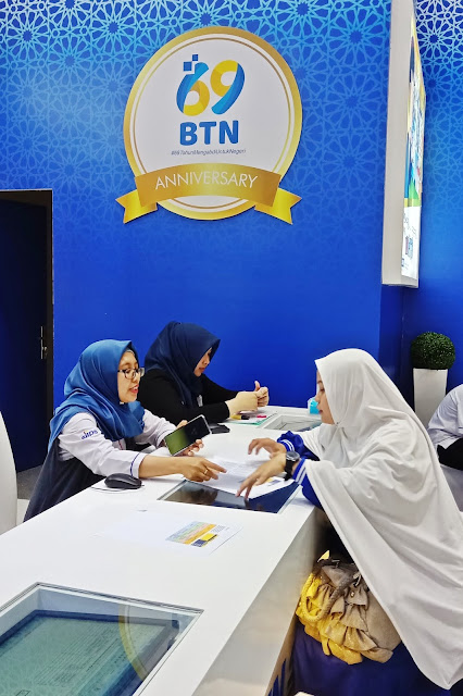 Bank BTN Indonesia Properti Expo 2019