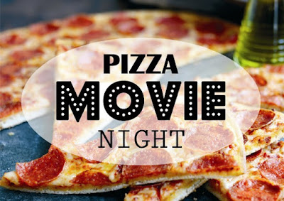 Pizza and Movie Night - Home Sweet Homestead #MenuPlan