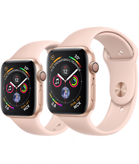 Smart watch Apple Watch Series 4 arrived in Russia