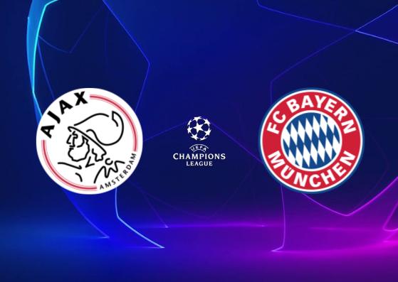Ajax vs Bayern Munich Full Match & Highlights 12 Decembre 2018