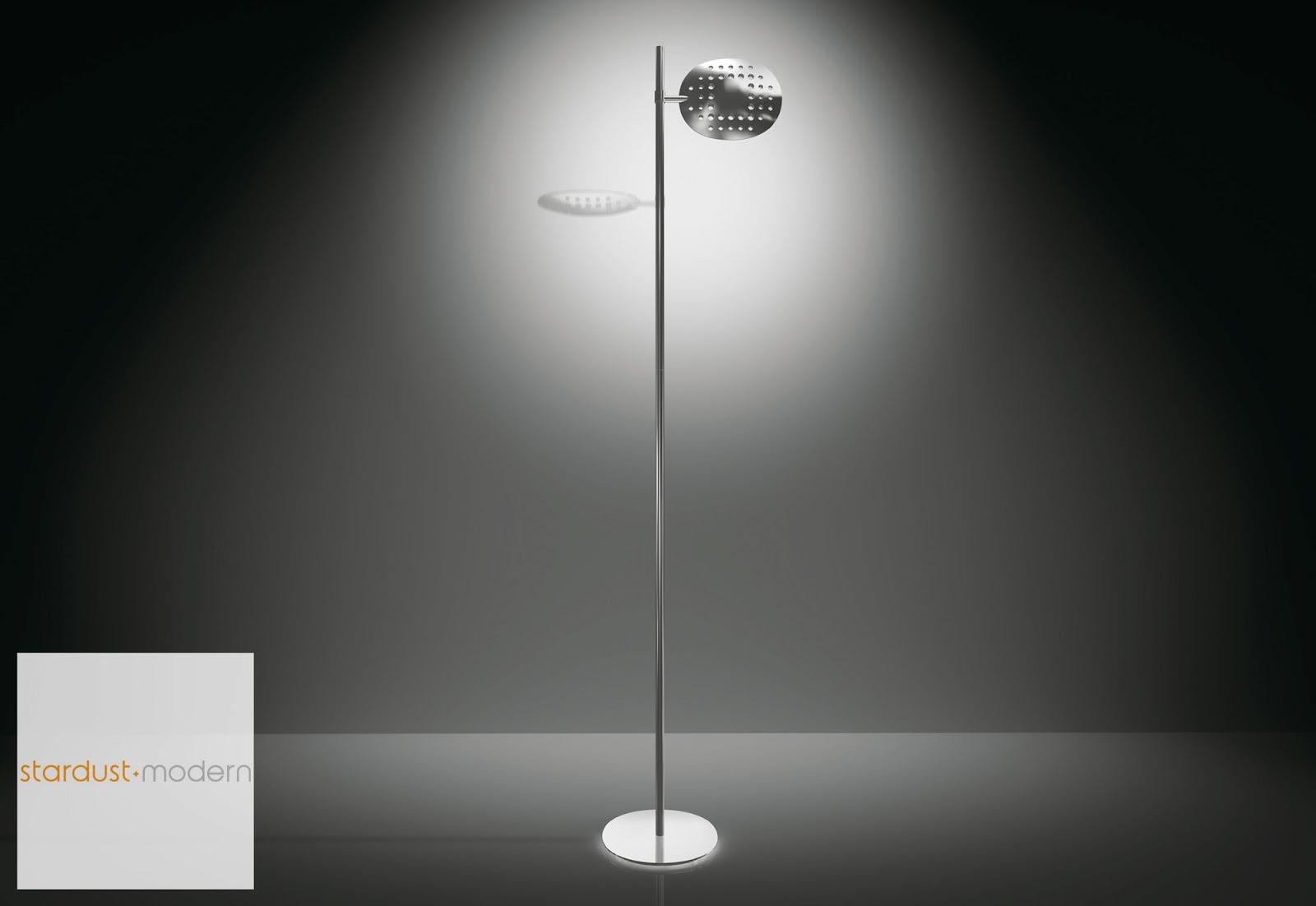 Reall Modern Flooor Standing Reflector Light Floor Lamp