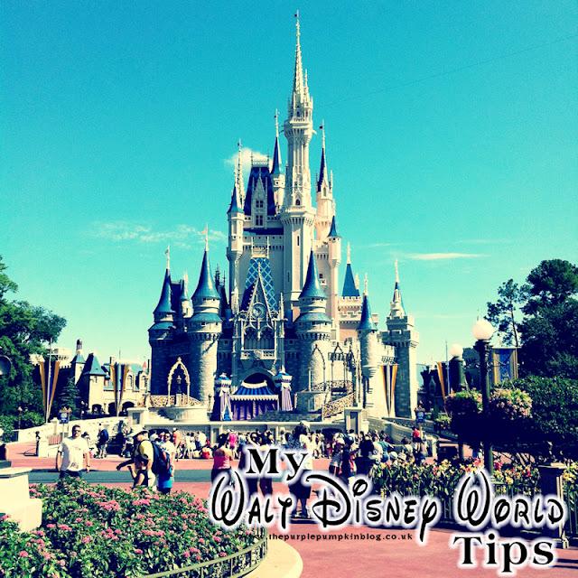 My Walt Disney World Tips