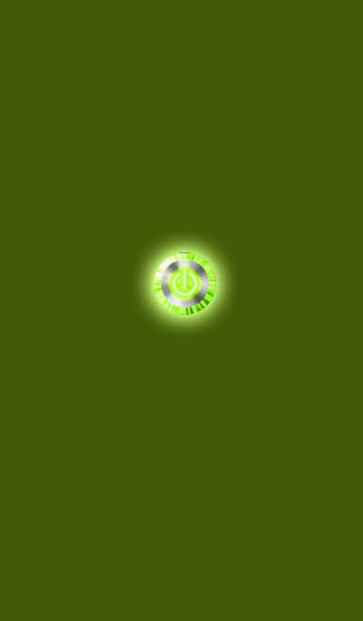 Simple Button Green