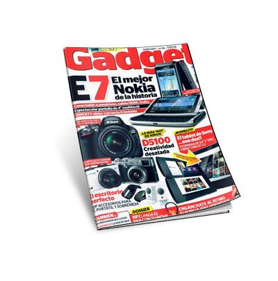 Revista Gadget 30° Junio 2011