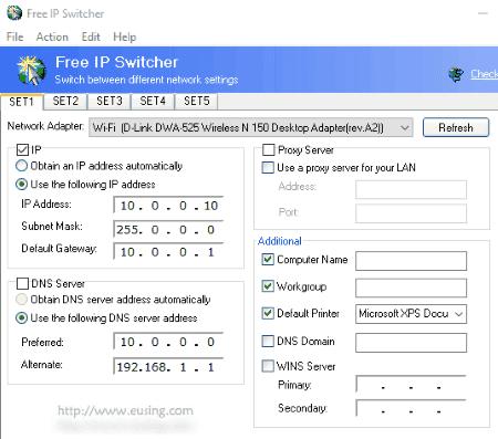 5 Software Untuk Mengubah Ip Address Terbaik Untuk Windows Error Bro Blog Software Gratis Terbaik