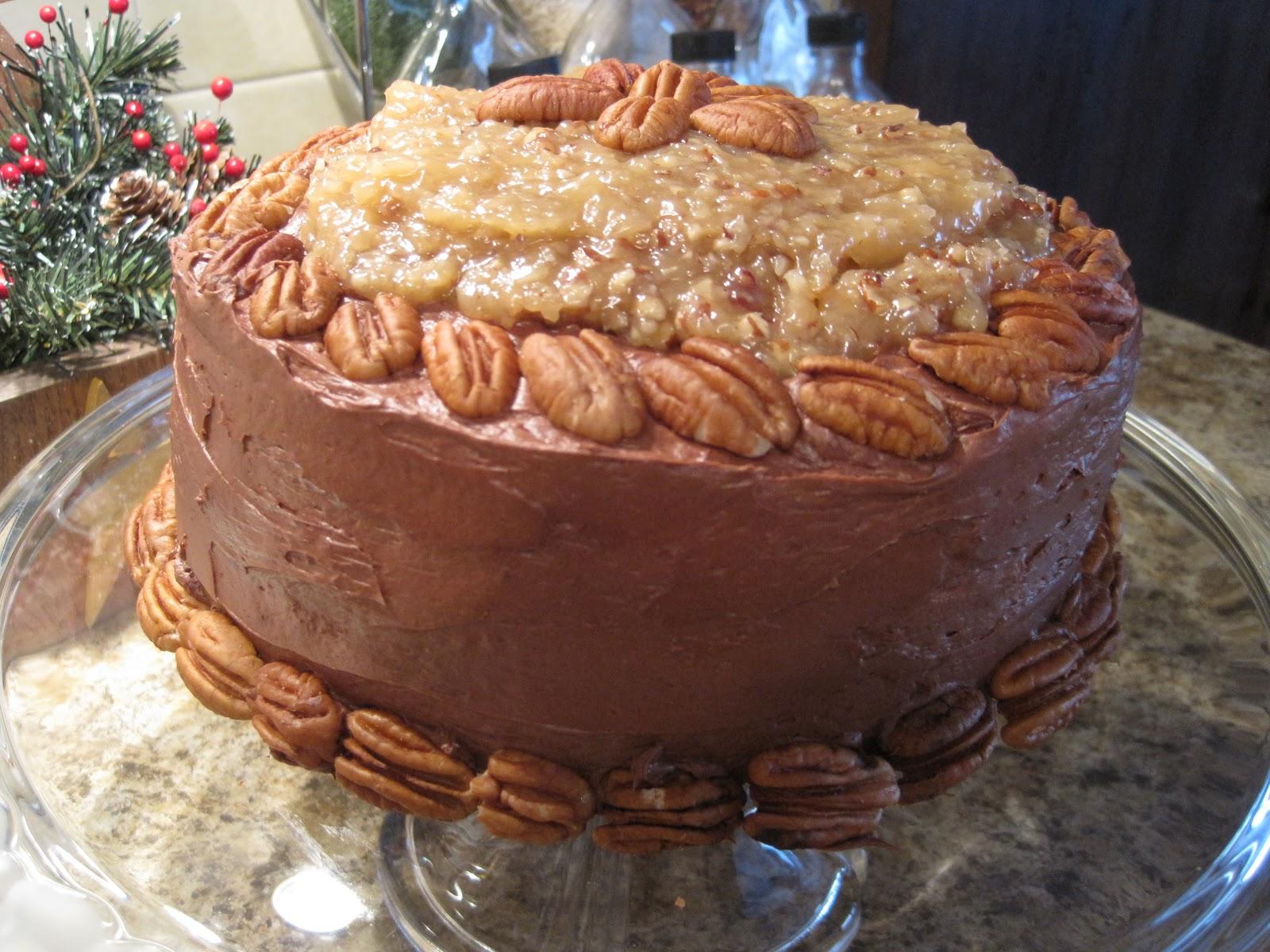 Paula Deen Chocolate Cake Peanut Butter Frosting