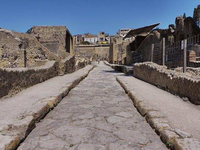 Calles de Erculano