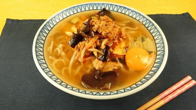 辛さが最大の魅力!台湾ラーメンをワンランクおいしく作るレシピ