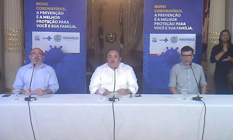 Coronavírus: Pernambuco tem primeira cura clínica, confirma 31 casos e decreta estado de calamidade pública - Portal Spy