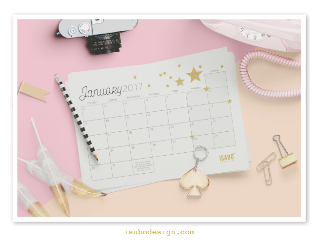 Isabodesign_Monthly-Planner-January-2017-Planner-Mensile