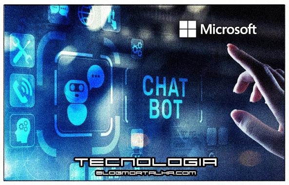 Chatbot da Microsoft simula humanos e até mesmo os mortos
