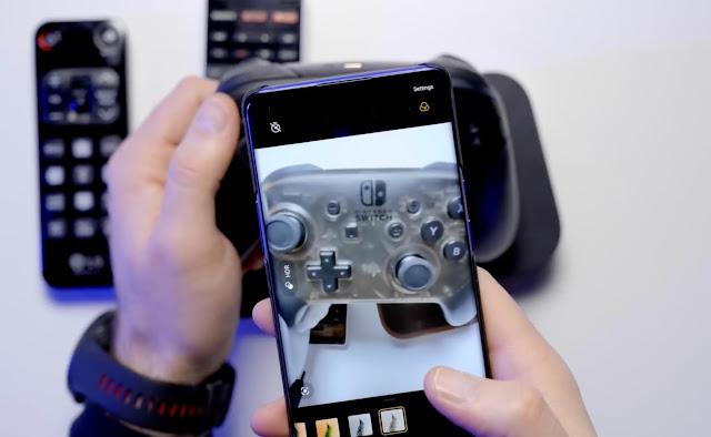 Smartphone OnePlus 8 Pro podrá ver a través de la ropa