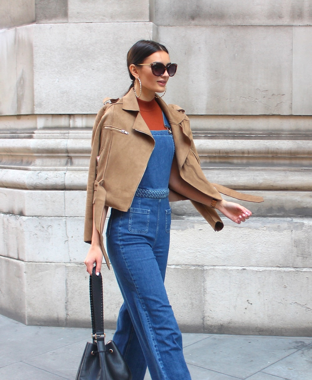 peexo fashion blogger day 3 at LFW