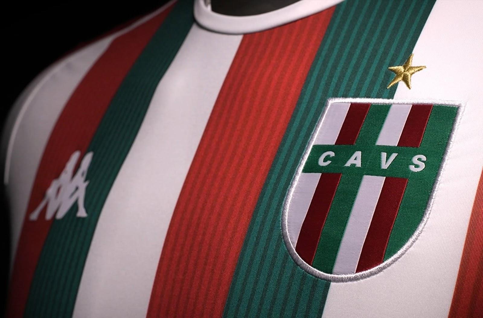 c84b7fa8845 Kappa divulga a nova terceira camisa do Vélez Sarsfield - Show de ...