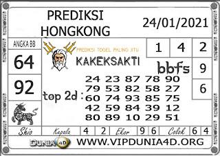 Prediksi Togel HONGKONG DUNIA4D 24 JANUARI 2021