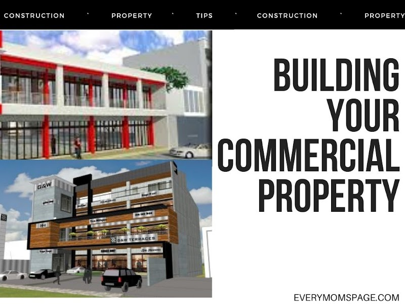 Building Your Commercial Property