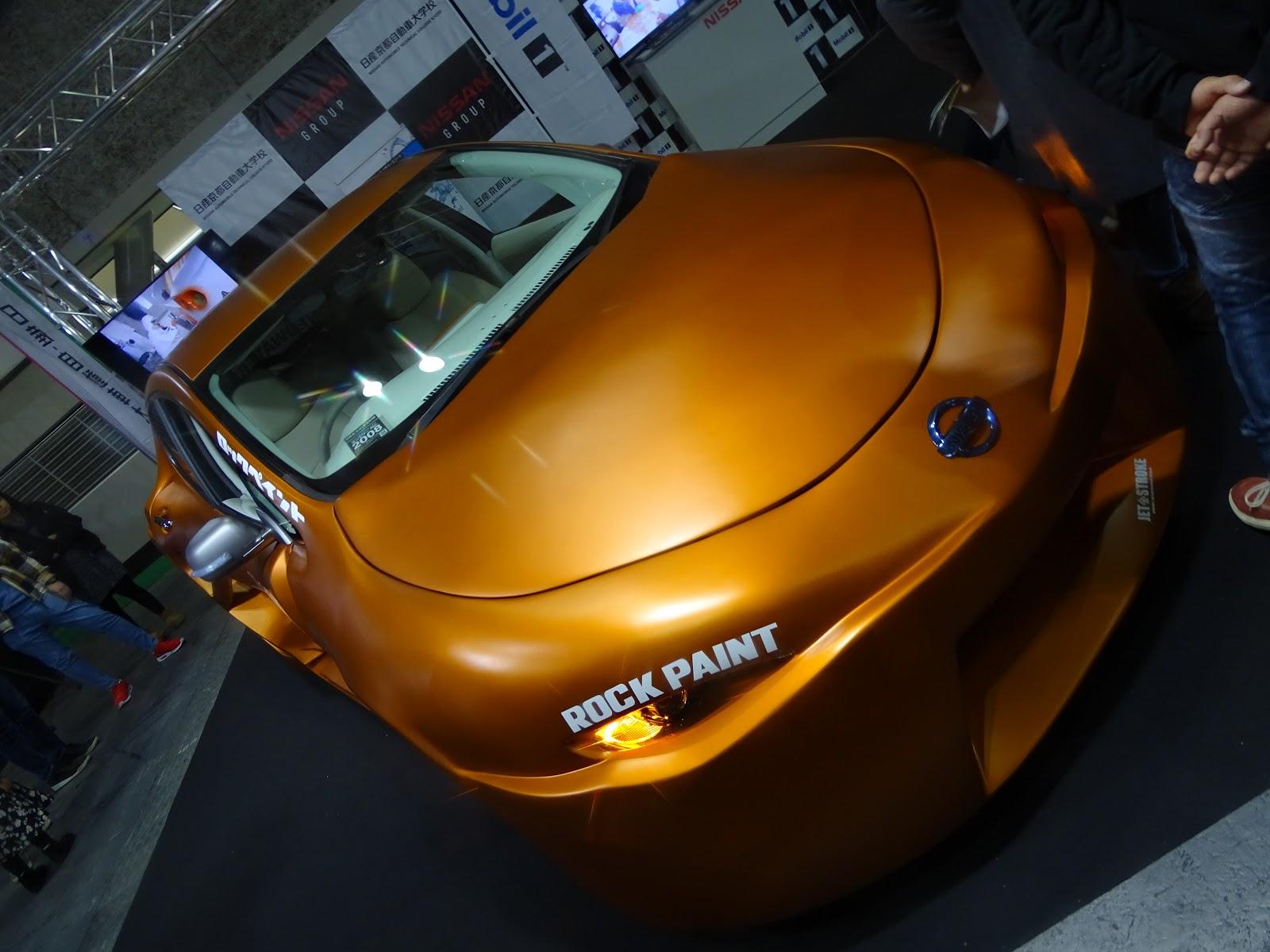 Kansai Culture: Automesse 2018 - Cars (Part 1)