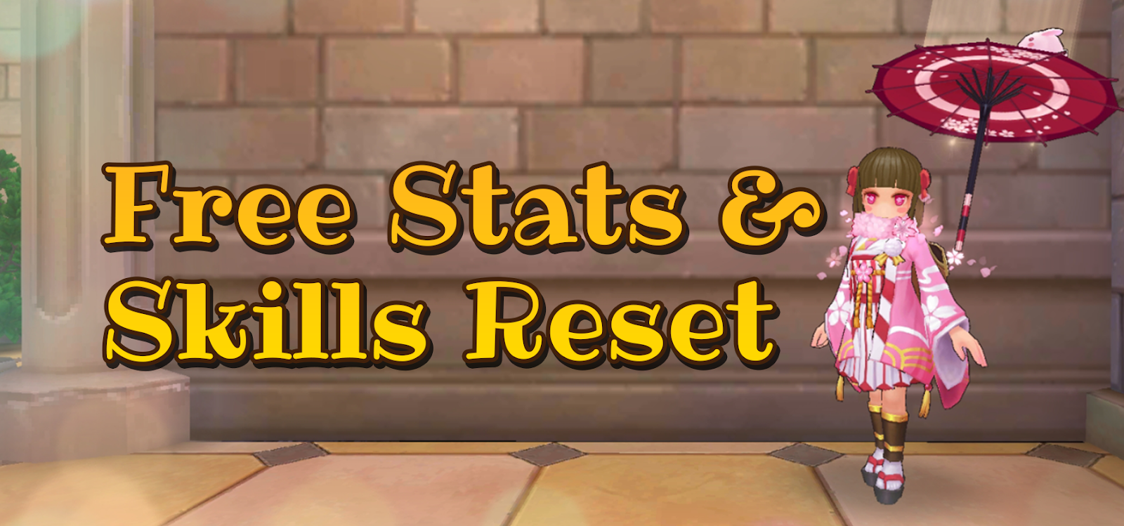 Ragnarok Mobile Free Stats and Skills Reset