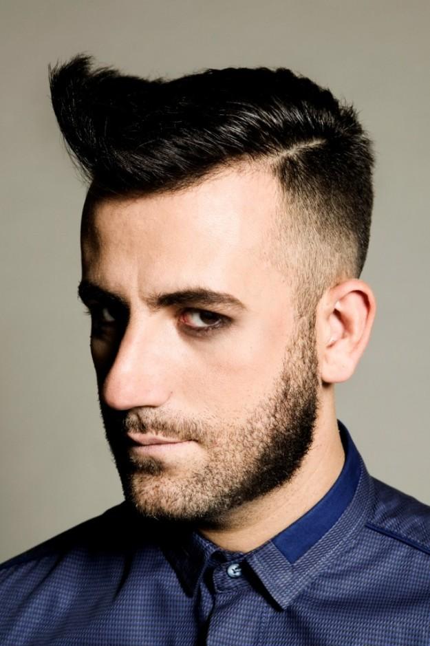 -MODA-: Tagli capelli uomo Primavera/Estate 2013