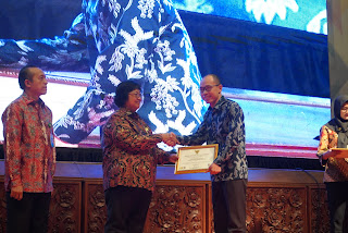 Indocement Terima Penghargaan Dari Kementerian Lingkungan Hidup dan Kehutanan RI