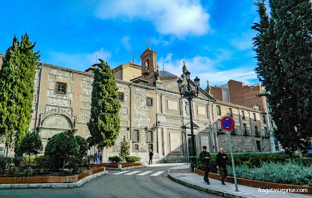 Madri, Convento das Descalças Reais
