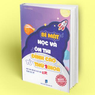 Bí Mật Học Và Ôn Thi ĐỈnh Cao Từ Thủ Khoa (Tập 2) ebook PDF-EPUB-AWZ3-PRC-MOBI