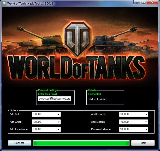Ultimate Hack World Of Tanks