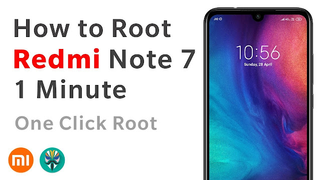 Root Redmi Note 7s || 2020 New Root App And Tick || FREE