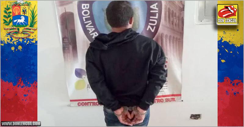 Capturan a un vi0lador en Maracaibo mientras se llevaba secuestrada a una mujer para abusarla