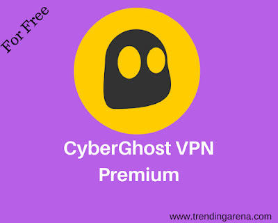 CyberGhost VPN Premium Pro Mod hack Latest Unlimited Free APK Download |Free Android apks vpn