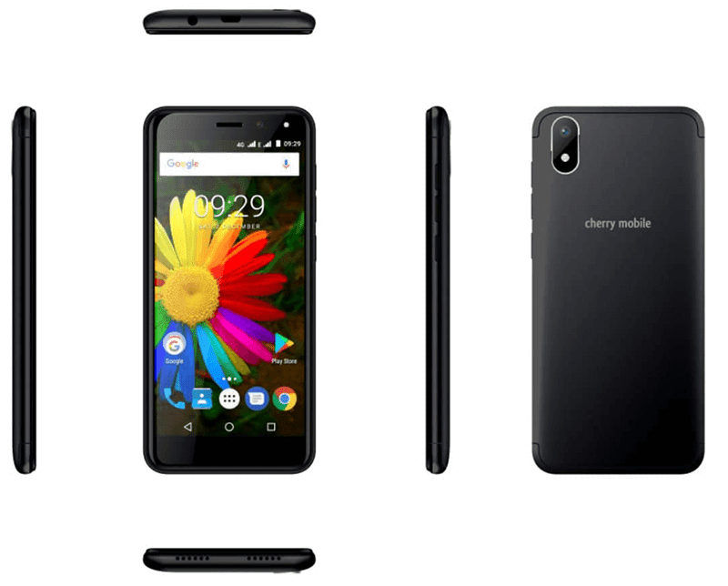 Cherry Mobile Flare Y3s is budget phone that is upgradable to Android 10