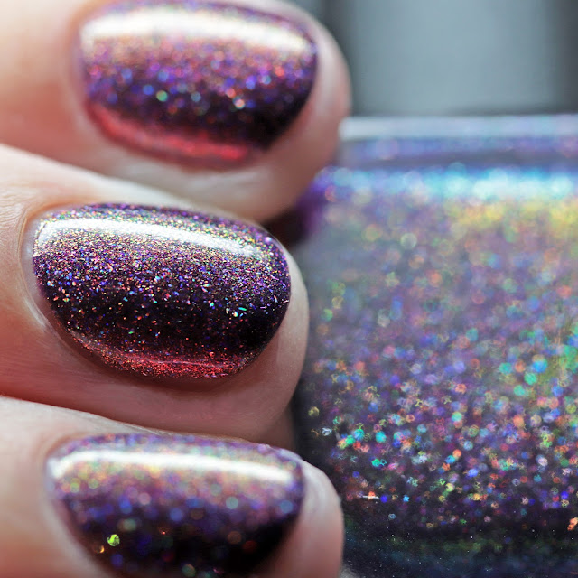 Wildflower Lacquer Indah