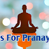 Some Rules for Pranayama