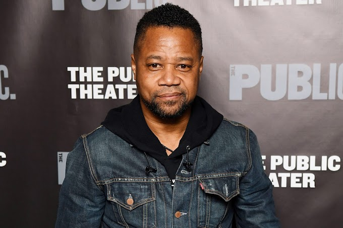 Cuba Gooding Jr. accused of raping a woman twice in his New York City hotel room in 2013