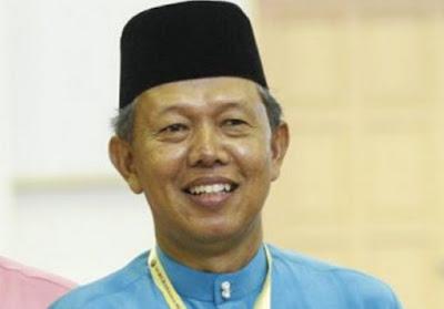 PAC chairman Datuk Seri Hasan Ariffin