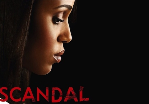 poster of scandal tv show