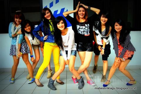 Super Girlies - Tak Mau Mendua