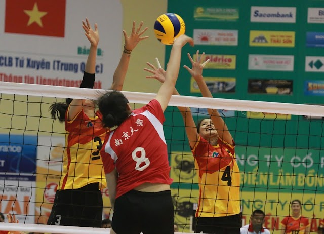 Cúp quốc tế nữ Bình Điền lần 13: Tứ Xuyên (TQ) vô địch!
