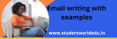 Email writing with example