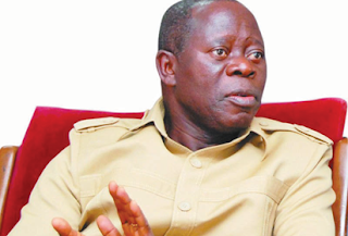 INEC accused of colluding with PDP by Oshiomhole