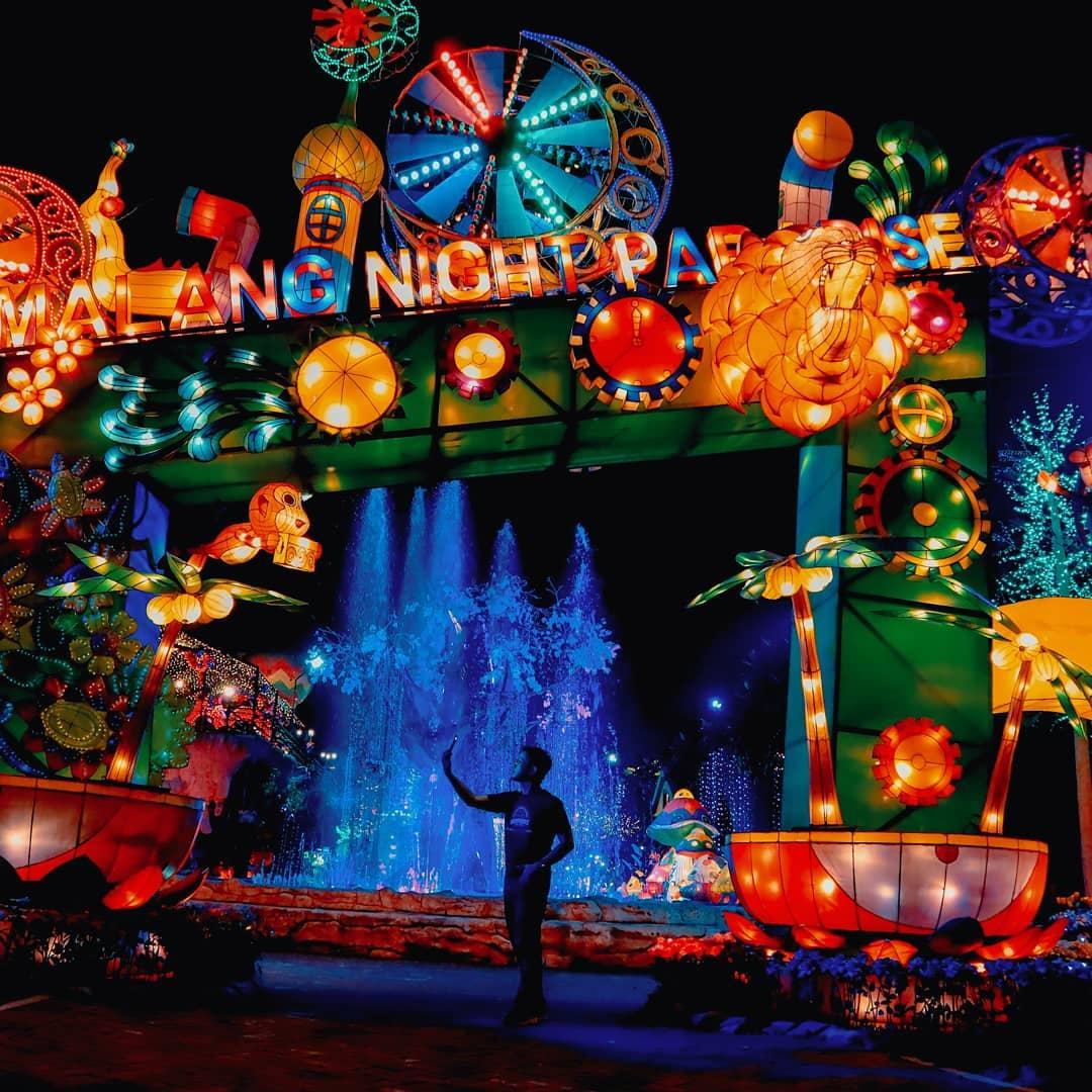 Harga Tiket Masuk Wisata Malang Night Paradise Wisata Mantap